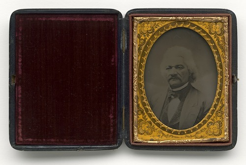 Image for Ambrotype of Frederick Douglass