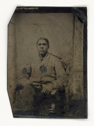 Image for Tintype of a man