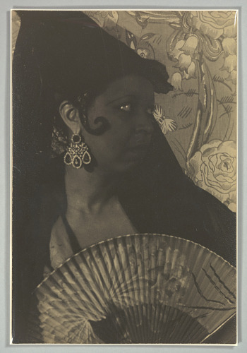 Image for Photographic print of Ethel Waters as Carmen