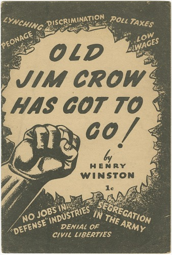 Image for Old Jim Crow Has Got to Go!