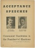 Thumbnail for Acceptance Speeches: Communist Candidates in Presidential Elections