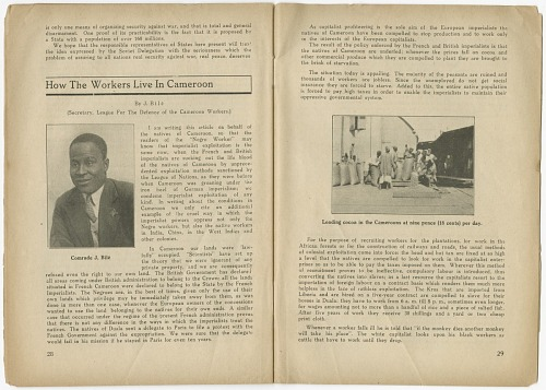 Image for The Negro Worker Vol. 2 No. 7
