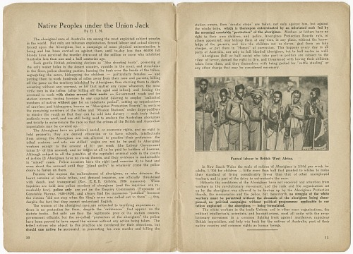 Image for The Negro Worker Vol. 2 No. 4