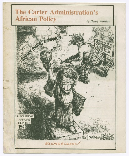 Image for The Carter Administration's African Policy
