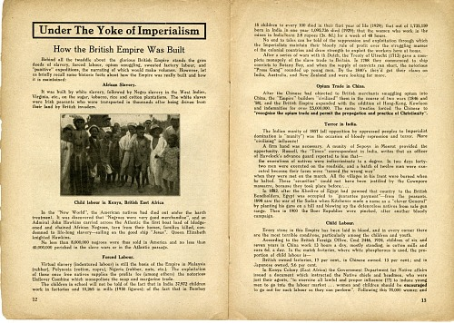 Image for The Negro Worker Vol. 2 No. 6