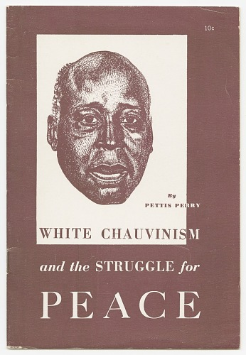 Image for White Chauvinism and the Struggle for Peace