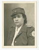 Thumbnail for Photograph of Frances Albrier wearing a Red Cross uniform