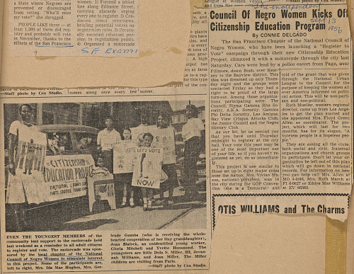 Image for Council of Negro Women Kicks Off Citizenship Education Program