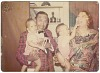 Thumbnail for Photograph of Mae & Joel Reeves holding two young children