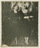 Thumbnail for Photograph of Mae Reeves with an unidentified woman
