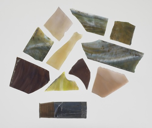 Image for Ten shards of stained glass