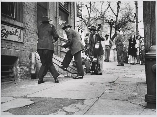 Image for Street Musicians