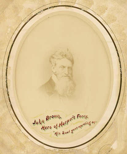 Image for Portrait of John Brown