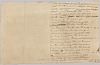 Thumbnail for Accounting record for the Rouzee family with notes on hires of enslaved persons