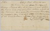 Thumbnail for Agreement regarding hiring of enslaved woman Nelly and her children