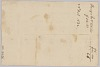 Thumbnail for Record of taxes on property, including enslaved persons, owned by John Rouzee