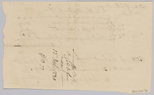 Image for Record of taxable property, including enslaved persons, owned by Rouzee estates