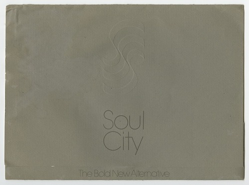 Image for Soul City