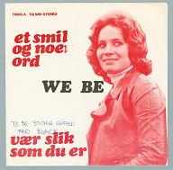 Image for Et Smil Og Noen Ord / Vaer Slik Som Du Er