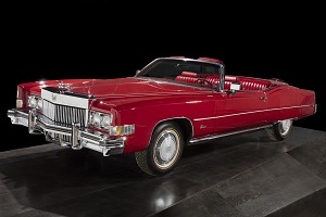 images for Red Cadillac Eldorado owned by Chuck Berry-thumbnail 1