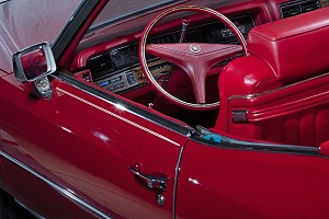 images for Red Cadillac Eldorado owned by Chuck Berry-thumbnail 3