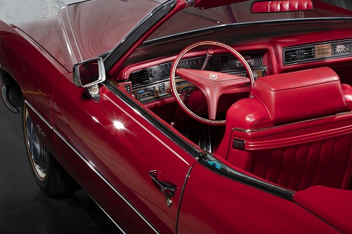 Image for Red Cadillac Eldorado owned by Chuck Berry