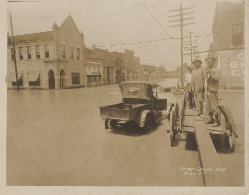 Image for Street Leland, Miss. 4-30-27