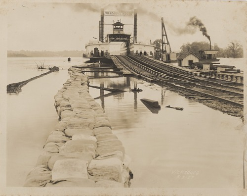 Image for Vicksburg 5-3-27