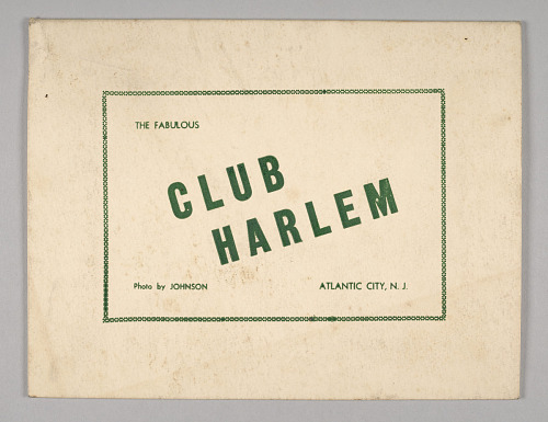 Image for Souvenir frame from Club Harlem