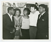 Thumbnail for Photograph of McDew, Hansberry, Simone, Bikel, and Forman