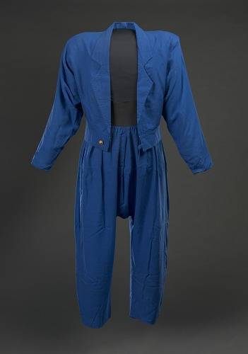 Image for Jacket and pants worn by MC Hammer in music video for