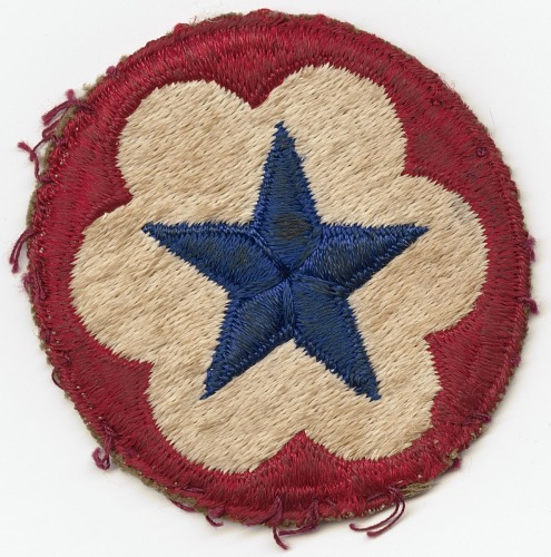 Image for Patch for the Special Services Division