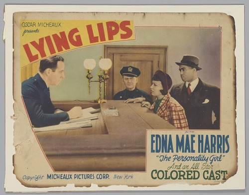 Image for Lobby card for Lying Lips