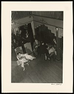 Cabaret Strip Dancer