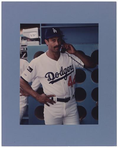 Image for Ken Landreaux, LA Dodgers