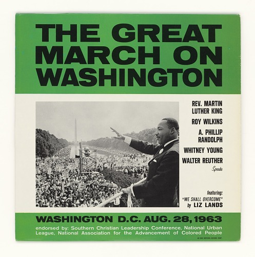 Image for The Great March on Washington