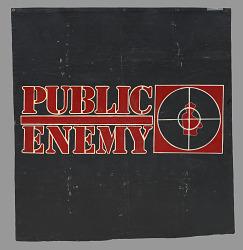 Banner for Public Enemy