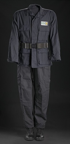Image for Pair of boots from an S1W uniform