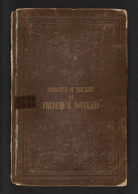 <I>Narrative of the Life of Frederick Douglass, an American Slave</I>