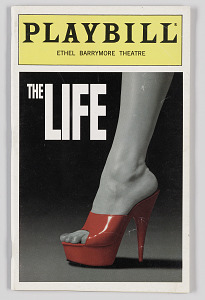 Image for Playbill for The Life