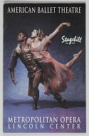 Image for Theatre program for Cinderella