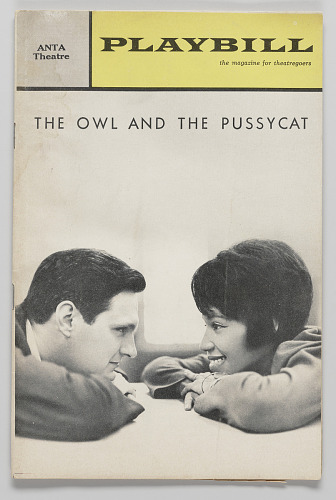 Image for Playbill for The Owl and the Pussycat