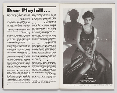 Image for Playbill for The Piano Lesson