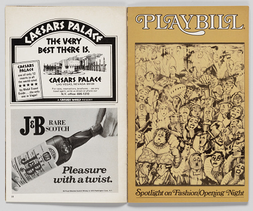 Image for Playbill for Raisin
