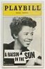 images for Playbill for A Raisin in the Sun-thumbnail 1