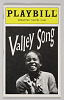 Thumbnail for Playbill for Valley Song