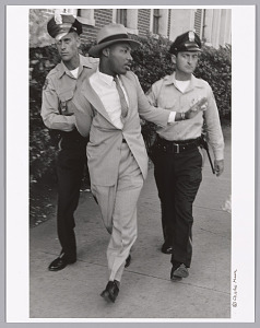 images for <I>Arrest of Martin Luther King Jr., Montgomery, Alabama</I>-thumbnail 2