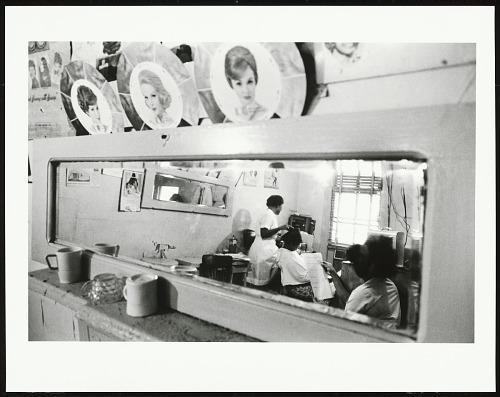 Image for Voter Registration at a Beauty Shop, Mississippi