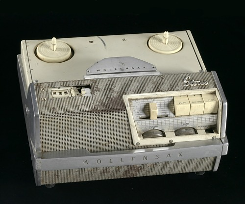 Image for Tape recorder used by Malcolm X at Mosque #7