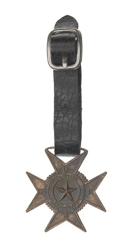 Image for Bronze African Redemption Medal of the Universal Negro Improvement Association